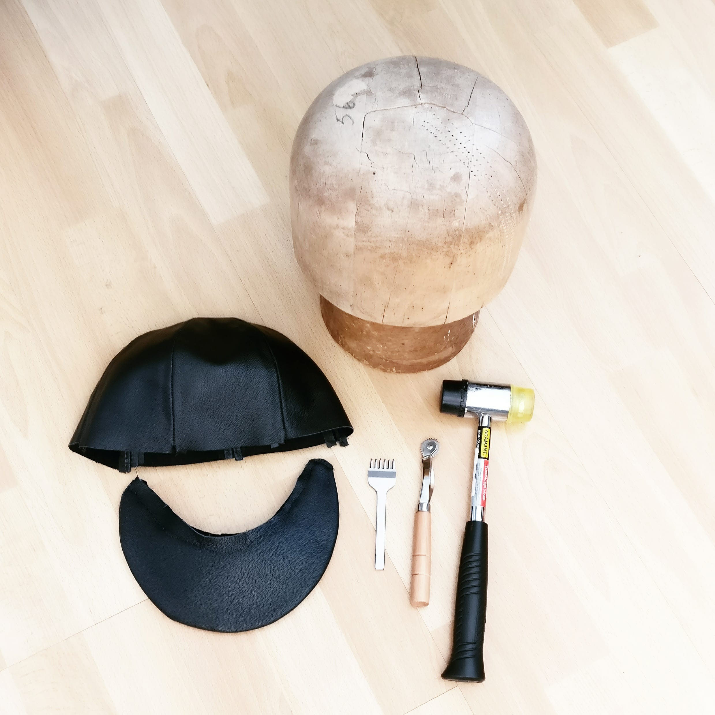 Björnram Millinery hattar hårdekoration accessoarer modist Louise Björnram